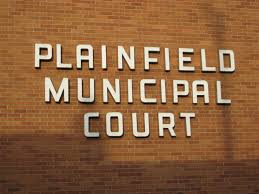 Google street view image of the frontage of Plainfield Municipal Court where disorderly conduct, resisting arrest, simple assault, marijuana possession, drug paraphernalia, being under the influence of drugs and other criminal charges are processed.