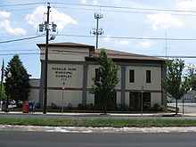 Google street of Roselle Park Municipal Court which has jurisdiction to decide charges like marijuana possession, harassment, obstructing the administration of law, simple assault, disorderly conduct, resisting arrest, driving while suspended, DWI, leaving the scene of an accident, driving without insurance and possession of cds in a motor vehicle.