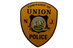 Union Township Police Department Patch
